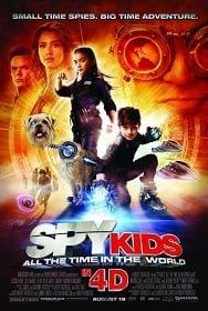 Spy Kids 4 (2011) ซุปเปอร์ทีมระเบิดพลังทะลุจอ