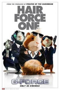 G Force (2009) หน่วยจารพันธุ์พิทักษ์โลก