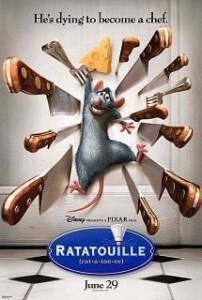 Ratatouille (2007) พ่อครัวตัวจี๊ด หัวใจคับโลก