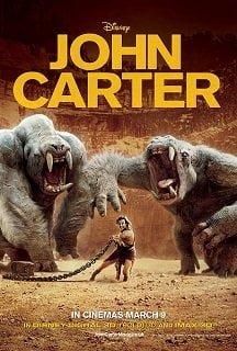ดูหนัง John Carter จอห์น คาร์เตอร์