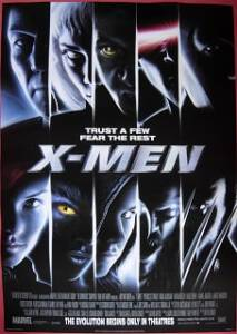 X-MEN 1 (2000) เอ็กซ์ เม็น ศึกมนุษย์พลังเหนือโลก ภาค 1