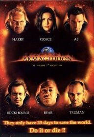 Armageddon 1998 วันโลกาวินาศ