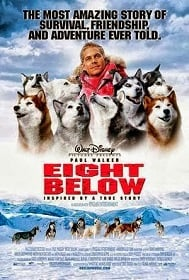 Eight Below ปฏิบัติการ 8 พันธุ์อึดสุดขั้วโลก