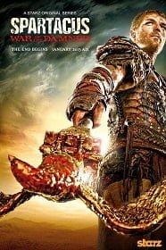 Spartacus : War of the Damned Season 3 สปาตาคัส มหาศึกสงครามล้างแดนดิบ ปี 3 พากย์ไทย