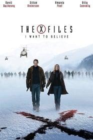 The XFiles I Want to Believe 2008 ดิ เอ็กซ์ ไฟล์ ความจริงที่ต้องเชื่อ