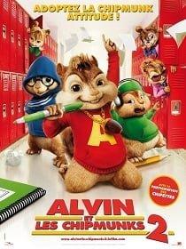 Alvin And The Chipmunks 2 อัลวินกับสหายชิพมังค์จอมซน ภาค2