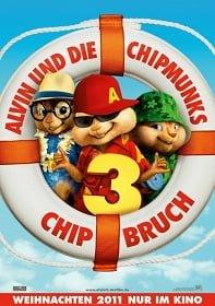 Alvin And The Chipmunks 3 (2011) อัลวินกับสหายชิพมังค์จอมซน ภาค3
