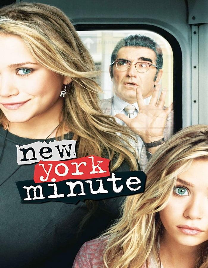New York Minute 2004 คู่แฝดจี๊ด ป่วนรักในนิวยอร์ค