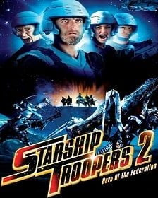 Starship Troopers 2 (2004) สงครามหมื่นขา ล่าล้างจักรวาล ภาค 2