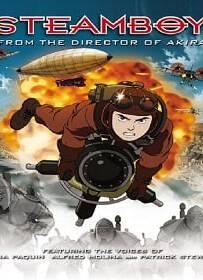 Steam Boy (2004) สตีมบอย วีรบุรุษจักรกลไอน้ำปฏิวัติโลก