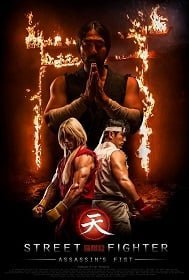 Street Fighter Assassin's Fist สตรีทไฟท์เตอร์ ฤทธิ์หมัดสะท้านโลกันตร์