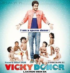 Vicky Donor ผู้ชายขายน้ำ…ฮัดช้าาาา
