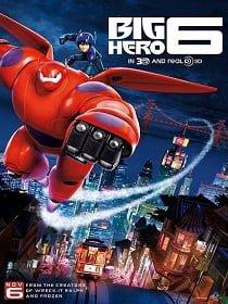 Big Hero 6 (2014) บิ๊กฮีโร่ 6