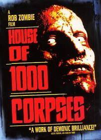 House Of 1000 Corpses 2003 อาถรรพ์วิหารผีนรก