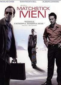 Matchstick Men 2003 อัจฉริยะตุ๋น เรือพ่วง