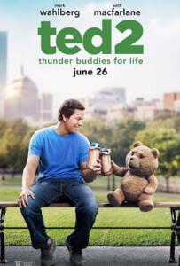 Ted 2 (2015) หมีไม่แอ๊บ แสบได้อีก 2