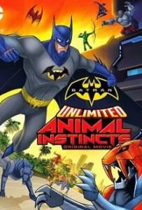 Batman Unlimited Animal Instincts 2015 แบทแมน ถล่มกองทัพอสูรเหล็ก