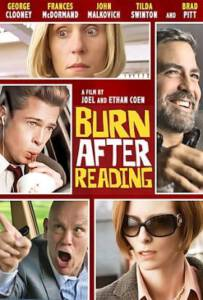 Burn After Reading ยกขบวนป่วนซีไอเอ