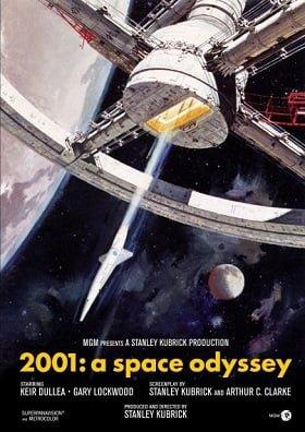 2001: A Space Odyssey จอมจักรวาล