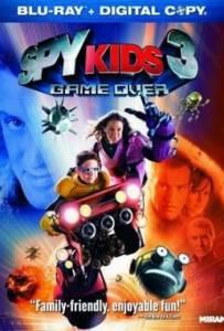 Spy kids 3 Game Over (2003) พยัคฆ์ไฮเทค