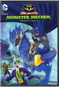 Batman Unlimited Monster Mayhem 2015 แบทแมน ถล่มจอมวายร้ายป่วนเมือง