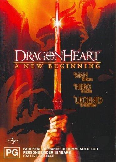 Dragonheart 2 A New Beginning (2000) ดรากอนฮาร์ท กำเนิดใหม่ศึกอภินิหารมังกรไฟ