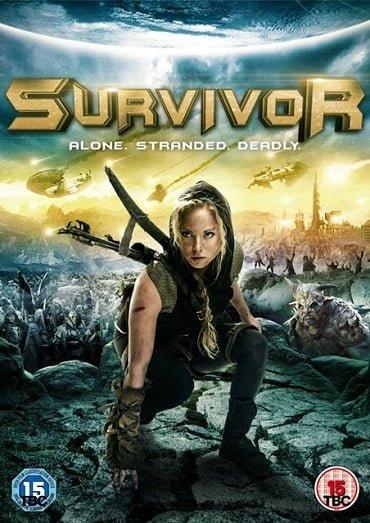 Survivor(2014) ผจญภัยล้างพันธุ์ดาวเถื่อน