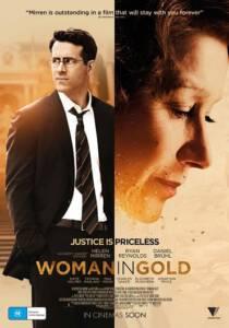 Woman In Gold (2015) ภาพปริศนา ล่าระทึกโลก