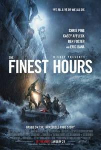 The Finest Hours 2016 ชั่วโมงระทึกฝ่าวิกฤตทะเลเดือด