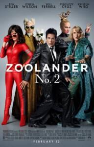 Zoolander 2 (2016) ซูแลนเดอร์ 2