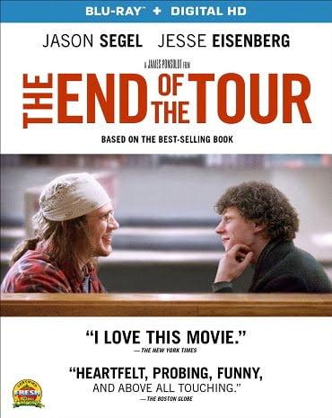 The End of the Tour (2015) ติดตามชีวิตของนักเขียนเดวิด ฟอสเตอร์ วอลเลส