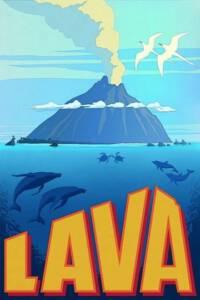 Lava (2015) ลาวา อนิเมชั่นสั้นจากInside Out