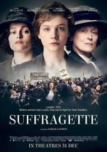 Suffragette (2015) หัวใจเธอสยบโลก