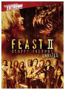 Feast II: Sloppy Seconds (2008) พันธุ์ขย้ำเขี้ยวเขมือบโลก 2