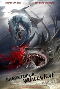 Sharktopus vs Whalewolf (2015) ชาร์กโทปุส ปะทะ เวลวูล์ฟ สงครามอสูรใต้ทะเล