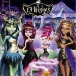 Monster High: 13 Wishes (2013) มอนสเตอร์ ไฮ 13 เวทมนตร์อลเวง