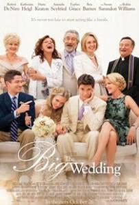 The Big Wedding 2013 พ่อตาซ่าส์วิวาห์ป่วง