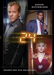 24 Hours Season 1 : 24 ชั่วโมงอันตราย ปี 1 พากย์ไทย