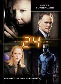 24 Hours Season 5 : 24 ชั่วโมงอันตราย ปี 5 พากย์ไทย