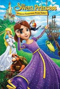 The Swan Princess A Princess Tomorrow, A Pirate Today (2016) เจ้าหญิงหงส์ขาว ตอน ผจญภัยเจ้าหญิงโจรสลัด