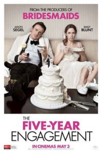 The Five Year Engagement (2012) 5 ปีอลวน ฝ่าวิวาห์อลเวง