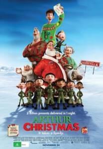 Arthur Christmas (2011) ของขวัญจานด่วน ป่วนคริสต์มาส