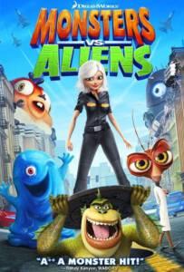 Monsters vs. Aliens (2009) มอนสเตอร์ ปะทะ เอเลี่ยน