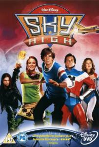 Sky High (2005) รวมพันธุ์โจ๋ พลังเหนือโลก