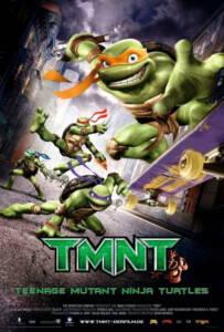 TMNT (2007) นินจาเต่า 4 กระดองรวมพลังประจัญบาน