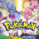 Pokemon Movie 1 Mewtwo Strikes Back (1998) โปเกมอน เดอะ มูฟวี่ 1 ความแค้นของมิวทู