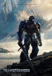 Transformers 5: The Last Knight (2017) ทรานส์ฟอร์เมอร์ส 5: อัศวินรุ่นสุดท้าย