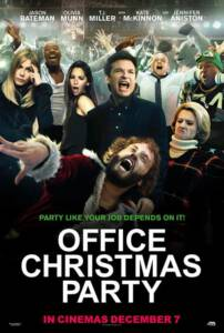 Office Christmas Party (2016) ออฟฟิศ คริสต์มาส ปาร์ตี้