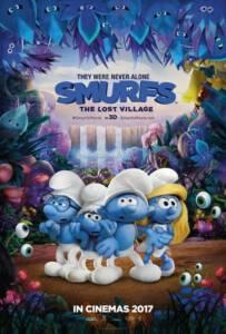 Smurfs: The Lost Village (2017) สเมิร์ฟ หมู่บ้านที่สาบสูญ
