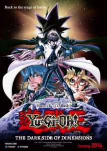 Yu-Gi-Oh The Dark Side Of Dimensions (2016) ยูกิโอ เกมกลคนอัจฉริยะ ศึกปริศนาด้านมืด